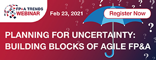 Planning for Uncertainty: Building Blocks of Agile FP&A