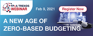 FP&A Trends Webinar: A New Age of Zero-Based Budgeting